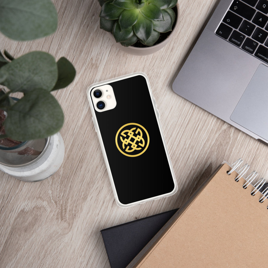 Gold Design Signature Collection iPhone Case | iPhone Case
