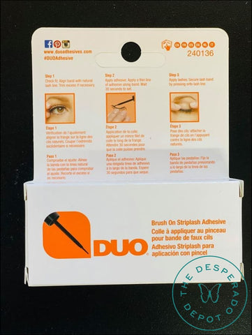 Duo Eyelash Glue-Dark Accessories