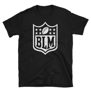 BLM TAKE A KNEE Short Sleeve Tee