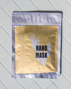 Hand Masks 5-pack