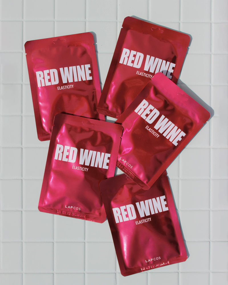Daily Skin Mask Red Wine