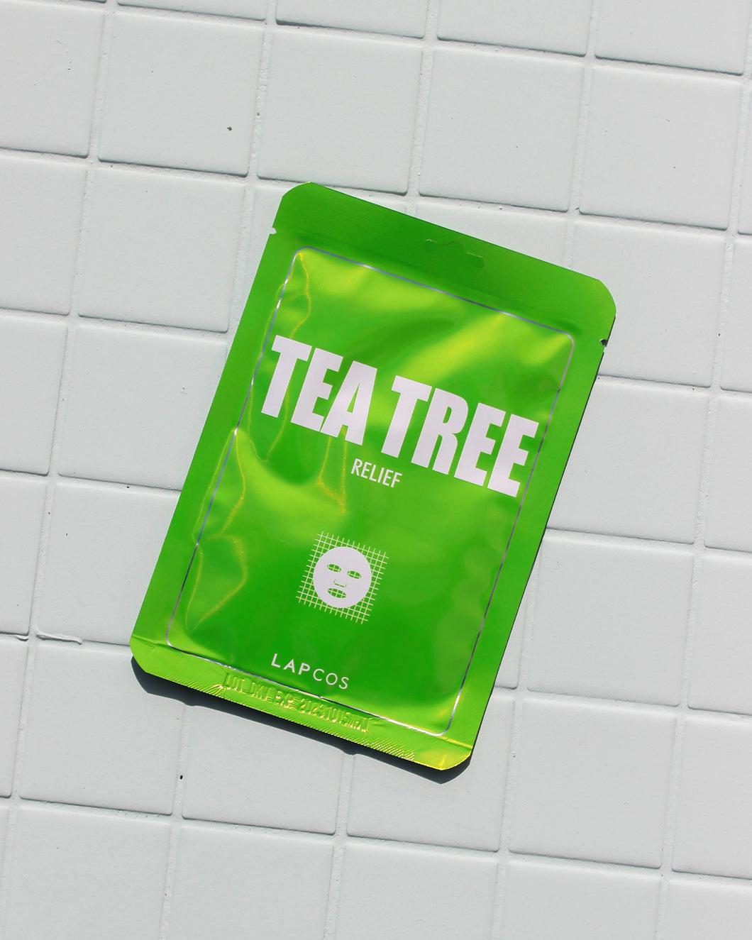 Derma Sheet Mask Tea Tree
