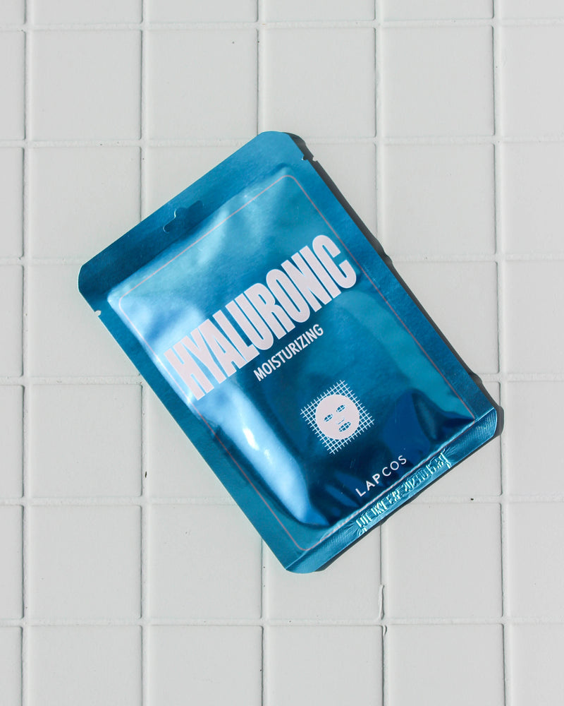 Derma Sheet Mask Hyaluronic Acid