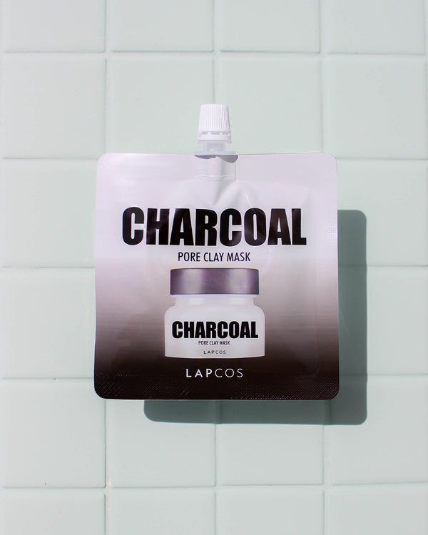Charcoal Pore Clay Mask