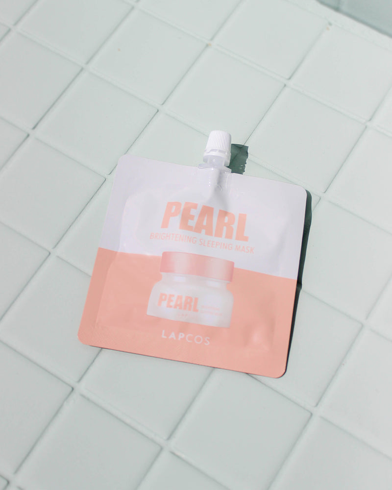 Pearl Sleeping Cream Spout