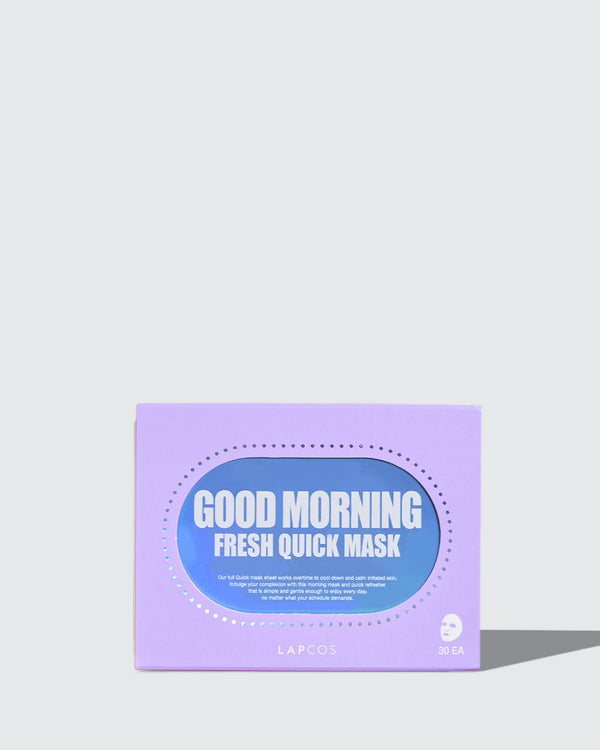 Good Morning Quick Mask