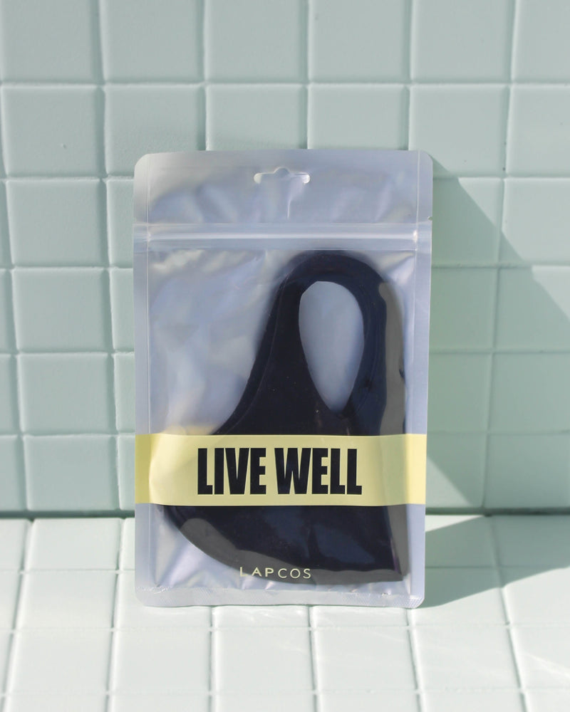 Live Well Facemask Set