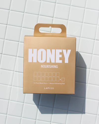 Daily Sheet Mask Kit (14+1) - Honey