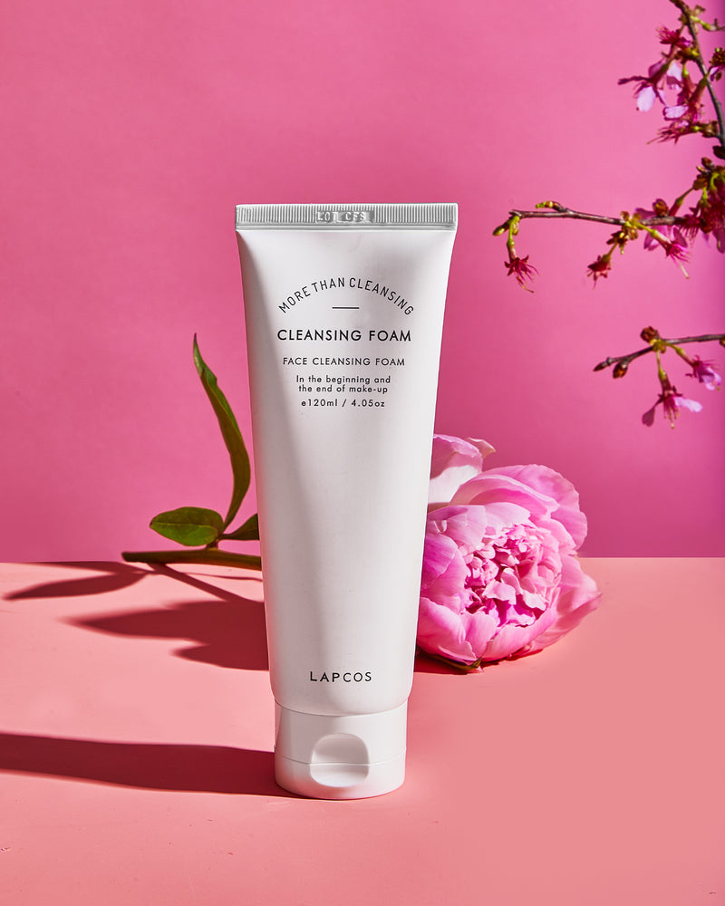 More Than Cleansing Foam