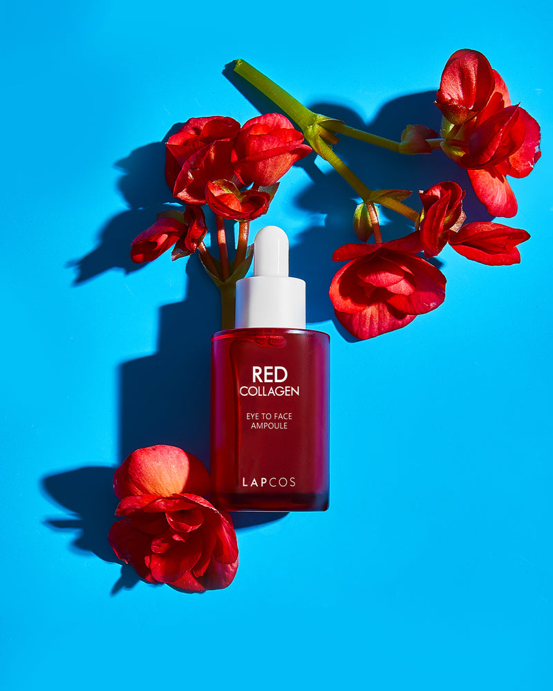 Red Collagen Eye To Face Ampoule