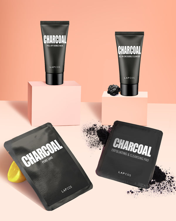 Charcoal Travel Kit