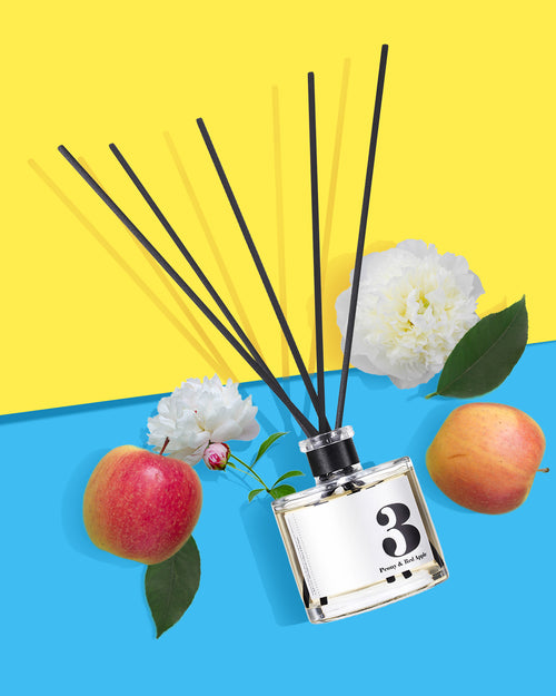 Peony & Red Apple Reed Diffuser