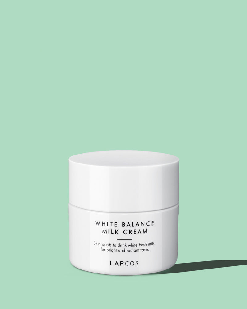 White Balance Milk Cream