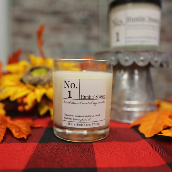 Southern Fall Scents Candle 6 oz
