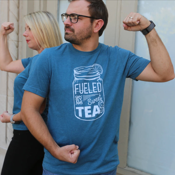Fueled by Sweet Tea Graphic Tee