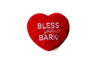 Bless Your Bark Plush Squeaky Dog Toy
