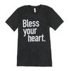 Bless Your Heart (Words) Short Sleeve Tee