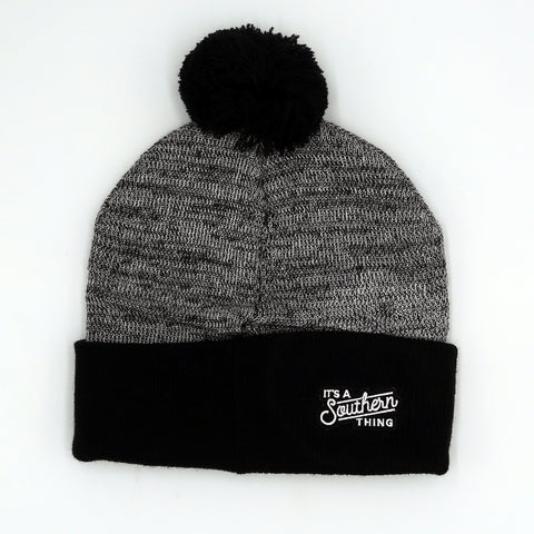Winter Cap Beanie with It's a Southern Thing Patch