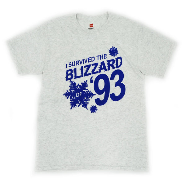 I Survived the Blizzard of '93 Vintage Tee