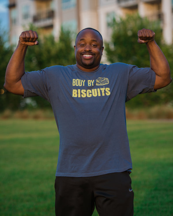Body By Biscuits Short Sleeve Tee
