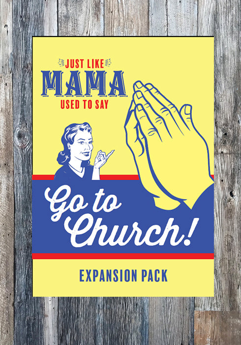 JLMUTS The Church Pack - Our First Expansion Pack!