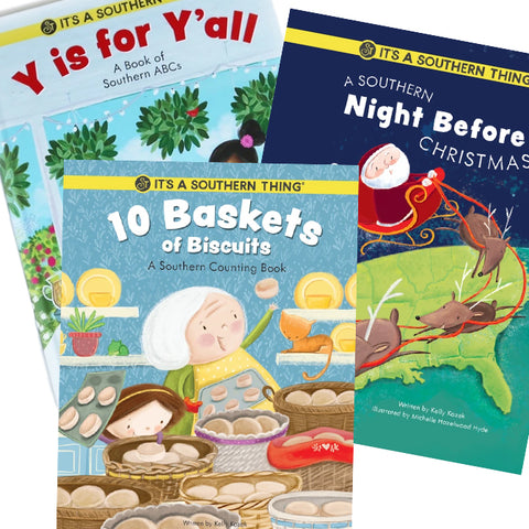 3-Children's Book Bundle