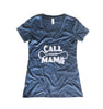 Call Your Mama Womans T-shirt
