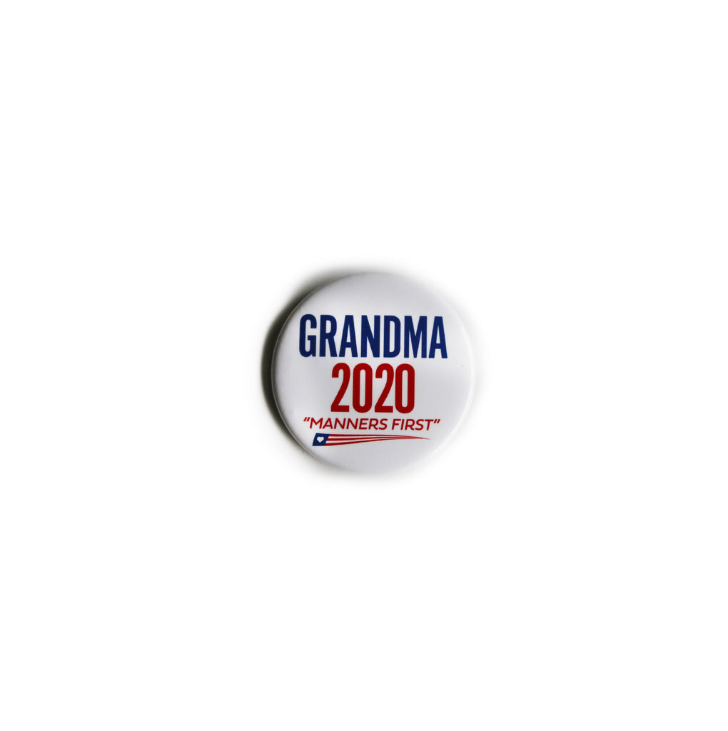 Grandma 2020 Campaign Button
