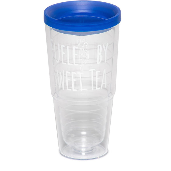 Fueled by Sweet Tea Tumbler