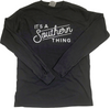 Long Sleeve It's a Southern Thing Logo Shirt