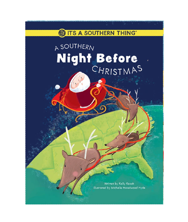 A Southern Night Before Christmas