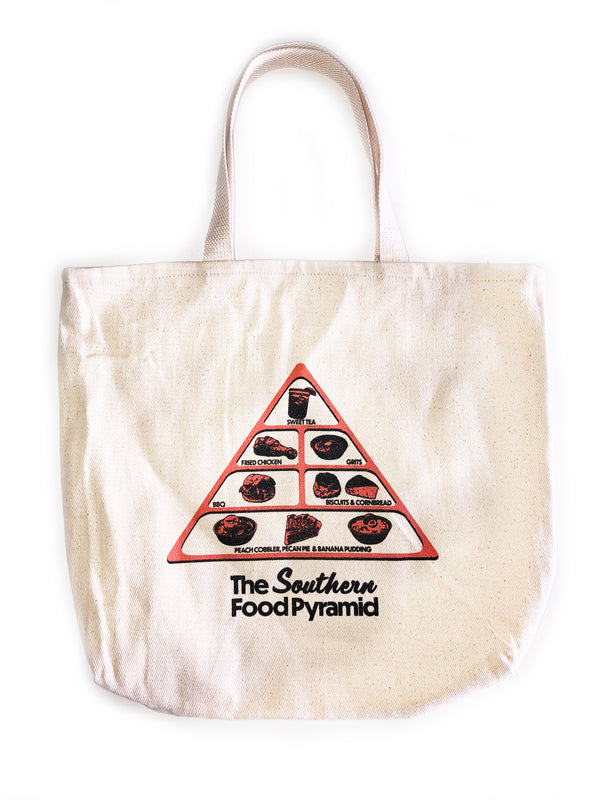 Southern Food Tote Bag