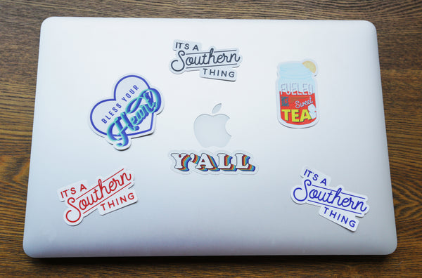 Its a Southern Thing Sticker