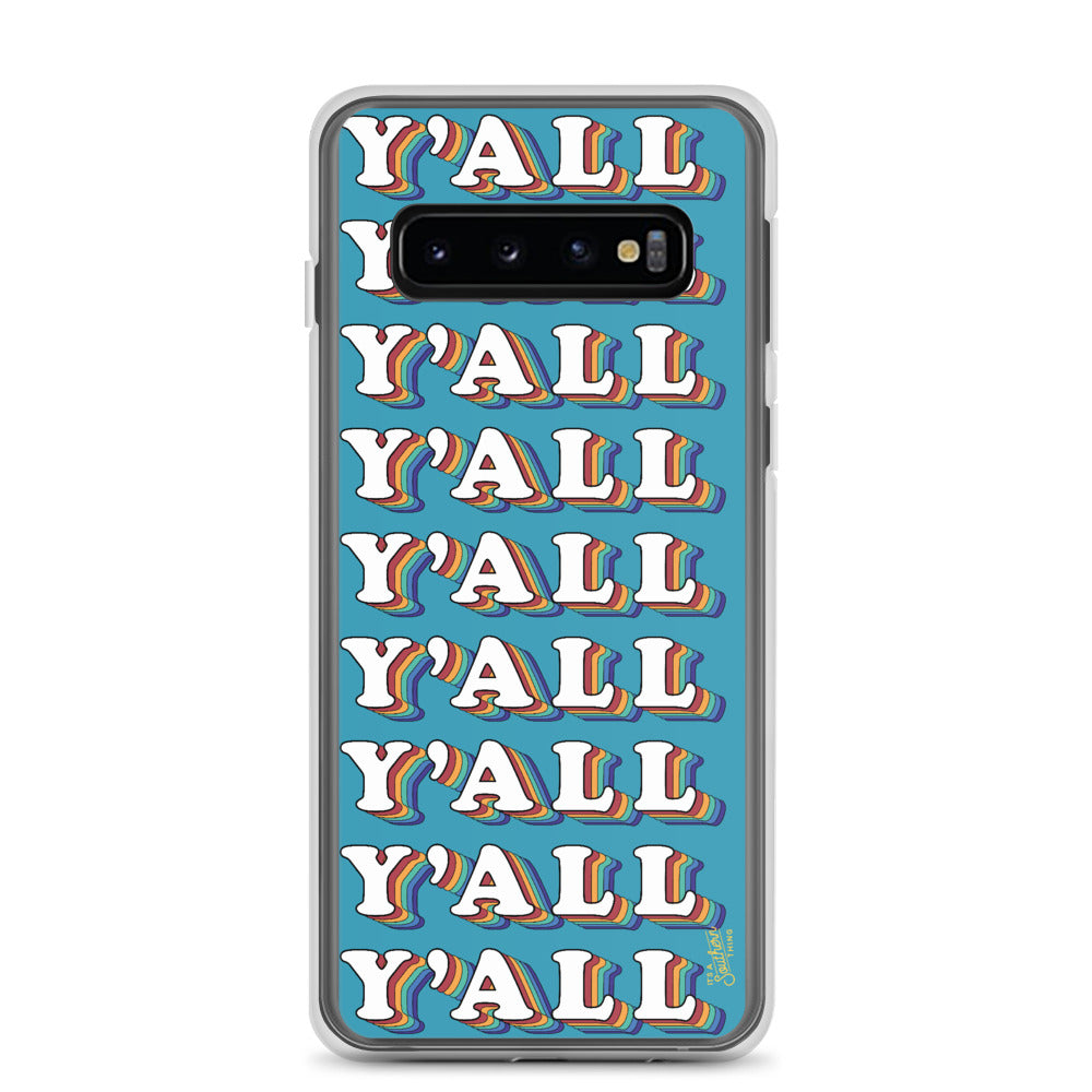 Y'all Samsung Case