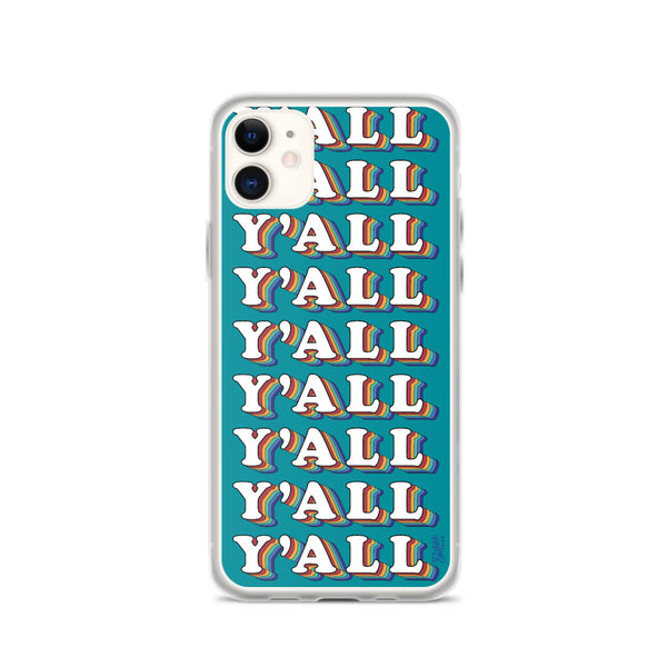 Y'all iPhone Case