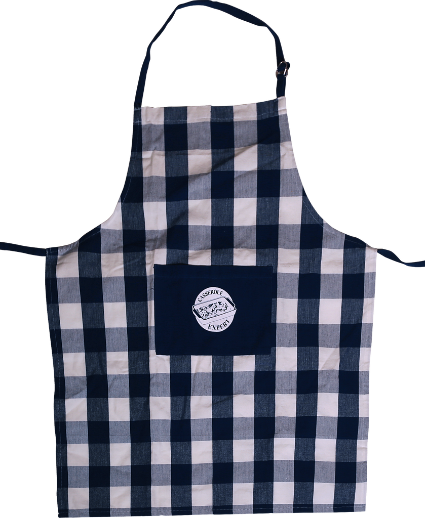 Special Edition: Casserole Expert Gingham Apron