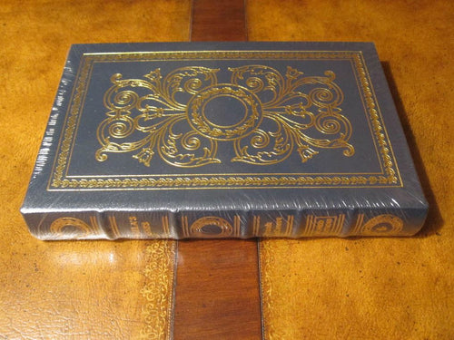 Easton Press ANGELA'S ASHES McCourt SIGNED SEALED
