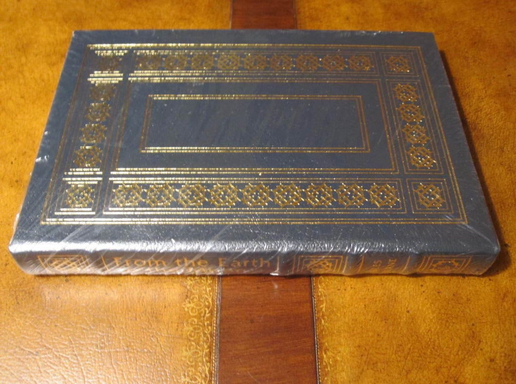 Easton Press FROM EARTH TO THE MOON Jules Verne SEALED