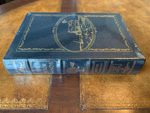 Easton Press THE FOUR WINDS Kristin Hannah SIGNED FIRST EDITION SEALED