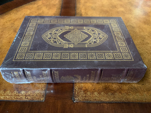 Easton Press DRUMS OF AUTUMN Book 4 OUTLANDER Diana Gabaldon SIGNED SEALED