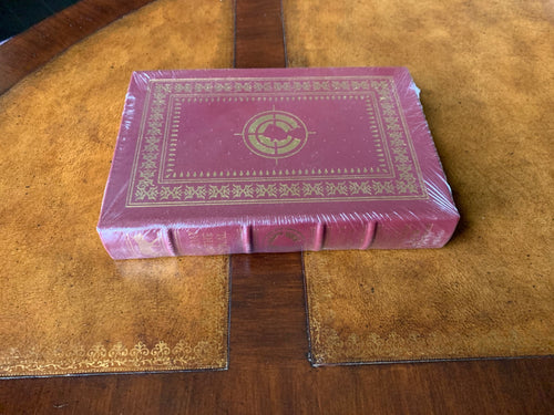Easton Press FREDERICK FORSYTH: The Day of the Jackal SIGNED SEALED