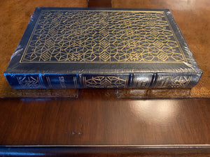 Easton Press ARTEMIS Andy Weir SIGNED SEALED