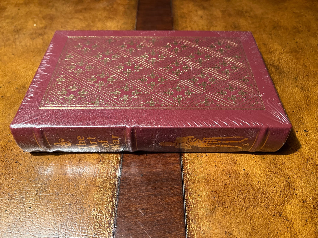 Easton Press ROUGHING IT Mark Twain Deluxe Limited Edition SEALED