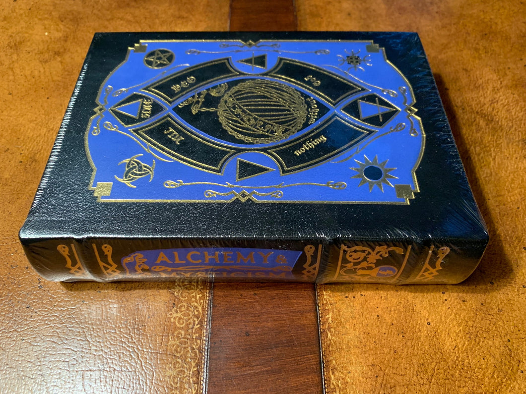 Easton Press ALCHEMY & MYSTICISM Alexander Roob - SEALED