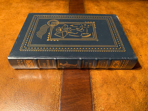 Easton Press THE POSTMAN David Brin SIGNED SEALED
