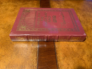 Easton Press I KNOW WHY THE CAGED BIRD SINGS Angelou SIGNED & SEALED