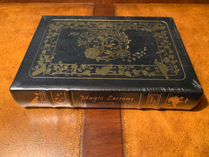 Easton Press MAGIC LESSONS by Alice Hoffman SIGNED First Edition SEALED