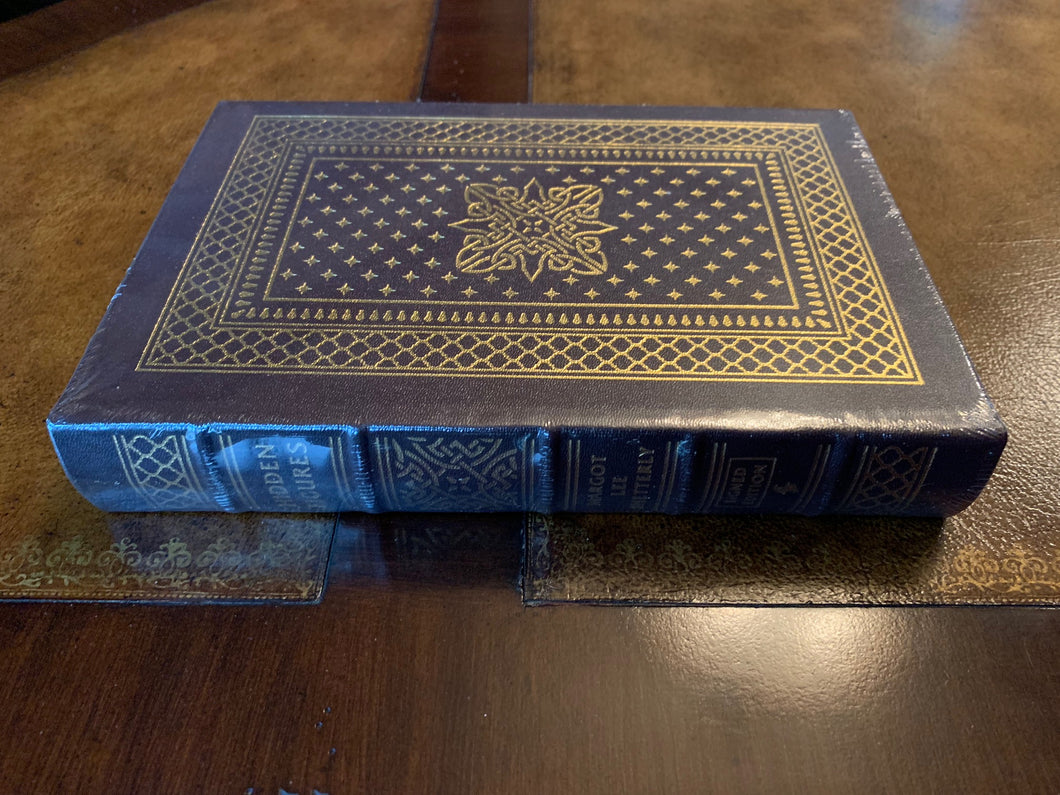 Easton Press MARGOT LEE SHETTERLY: Hidden Figures SIGNED SEALED