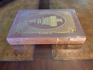 Easton Press FATHER OF THE BRIDE Edward Streeter SEALED