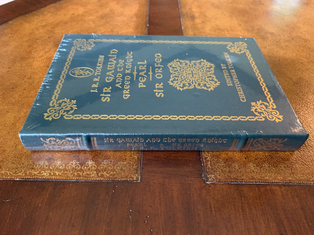 Easton Press SIR GAWAIN AND THE GREEN KNIGHT JRR Tolkien SEALED